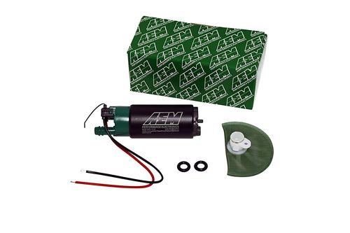 AEM E85-Compatible High Flow 310 LPH In-Tank Polttoainepumppu